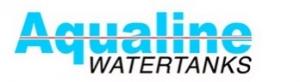 Aqualine Galvanized Water Tanks