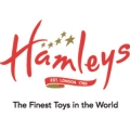 And when you spend just £15, you can purchase the Hamleys Sorbet Bear Half Price!