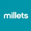 Save on purchases this week at Millets!   Save 10% over £60 Save 15% over £100 Save 20% over £150