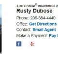 Rusty Dubose State Farm Agent Since 2009