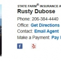 Experienced State Farm Agent - Rusty Dubose